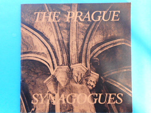 Image for The Prague Synagogues in Paintings, Engravings and Old Photographs