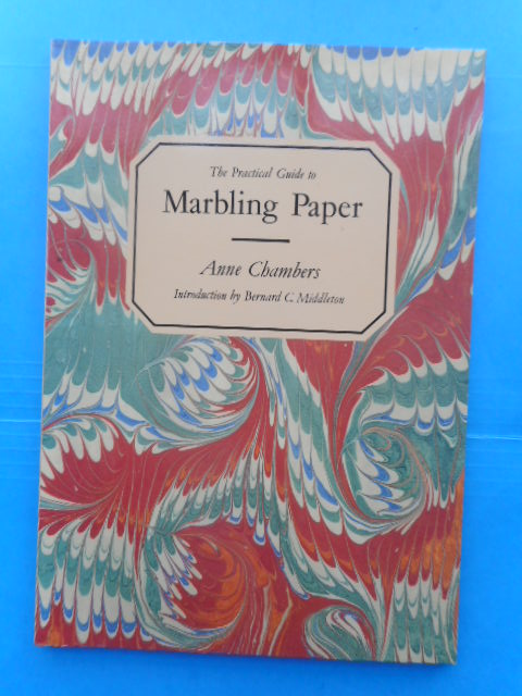 Image for The Practical Guide to Marbling Paper