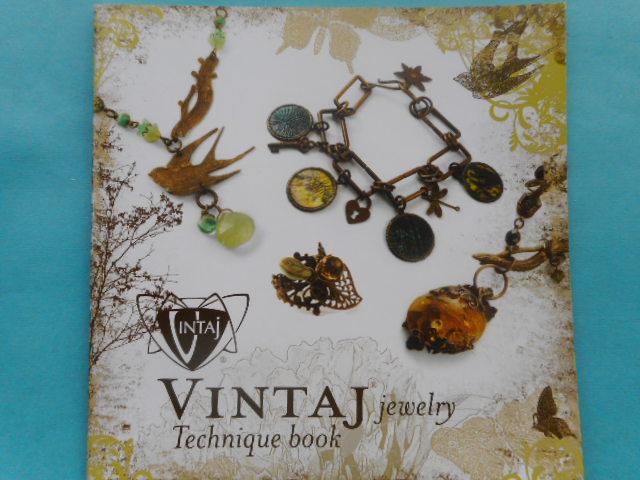 Image for Vintaj Jewelry Technique Book