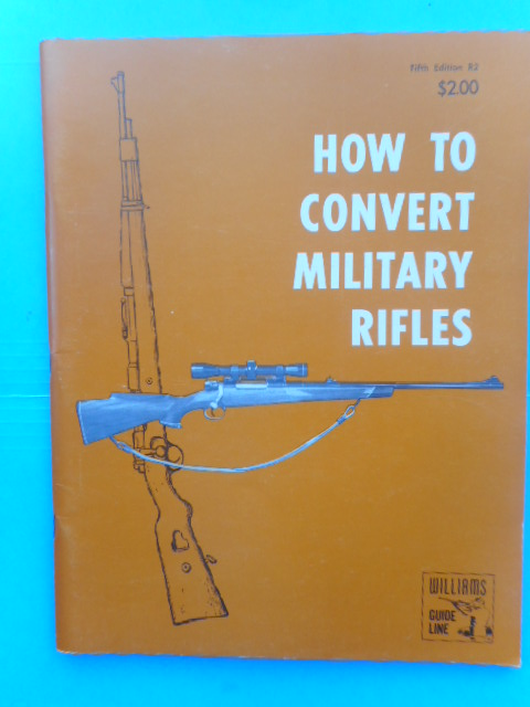 Image for How to Convert Military Rifles 1968