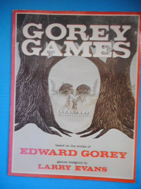 Image for Gorey Games Based on the Work of Edward Gorey