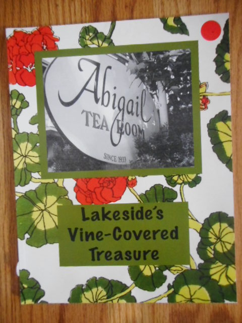 Image for The Abigail Tea Room; Lakside's Vine-Covered Treasure