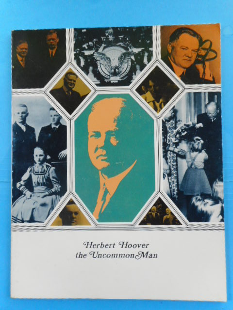 Image for Herbert Hoover The Uncommon Man