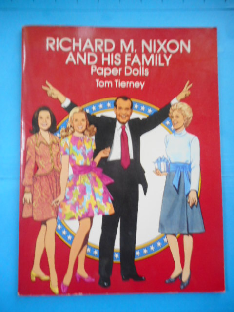 Image for Richard M. Nixon and His Family in Paper Dolls
