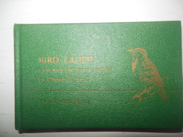 Image for Bird Guide: Land Birds East of the Rockies, 1951