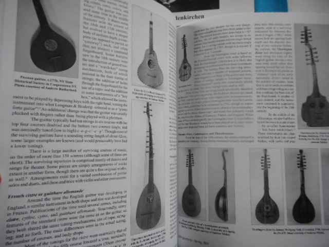 Image for Lute Society of America Quarterly Magazine FULL RUN 2010-11-12  12 ISSUES