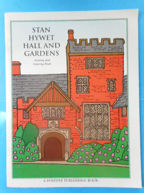 Image for Stan Hywet Hall anmd Gardens Activity and Coloring  Book