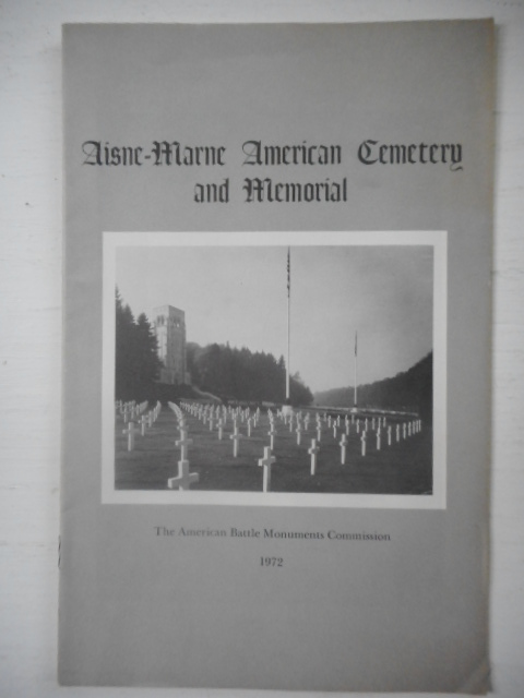 Image for Aisne-Marne American Cemetery and Memorial 1972