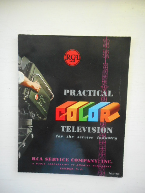 Image for RCA Practical Color Television for the service industry