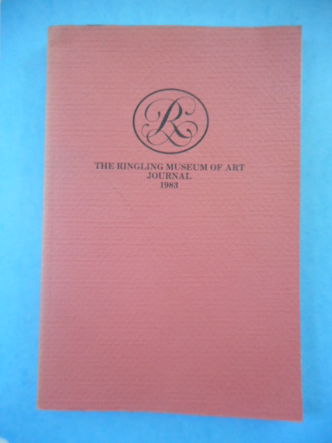 Image for The Ringling Museum of Art Journal 1983