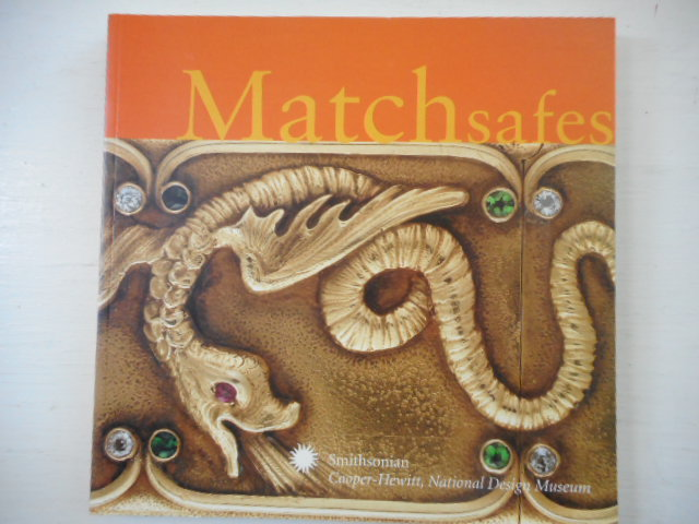 Image for Matchsafes: Cooper-Hewitt, National Design Museum;  Smithsonian Institution)