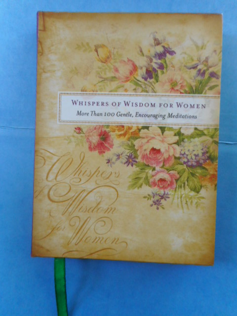 Image for Whispers of Wisdom for Women