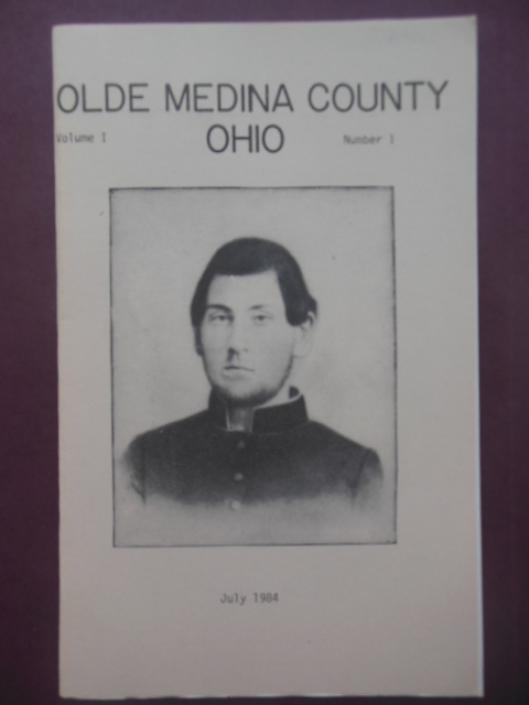 Image for Olde Medina County Ohio. July 1984
