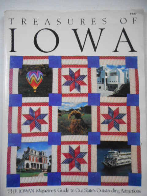 Image for Treasures of Iowa