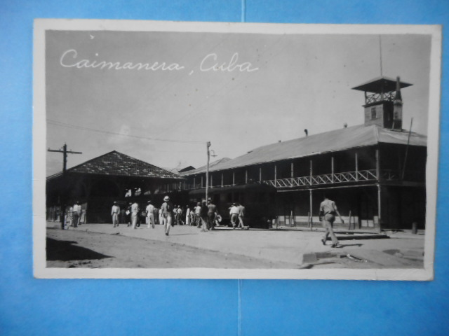 Image for Real Photo Postcard Caimanera, Cuba