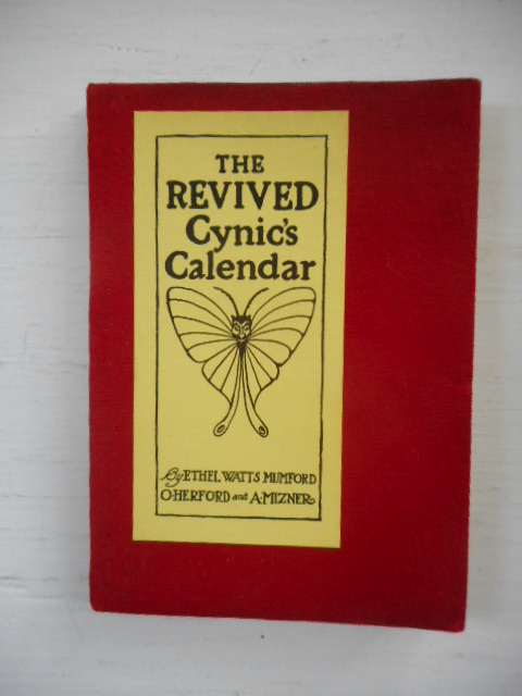 Image for The Revived Cynic's Calendar 1917
