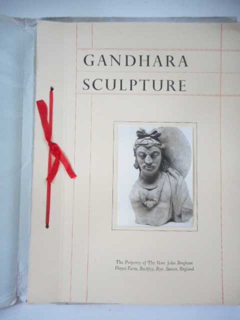 Image for A Collection of Gandhara Sculpture of the 1st and 2nd Century A.D.