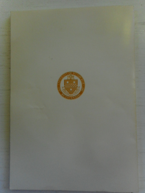 Image for University of Pittsburgh Commencement May 10, 1987