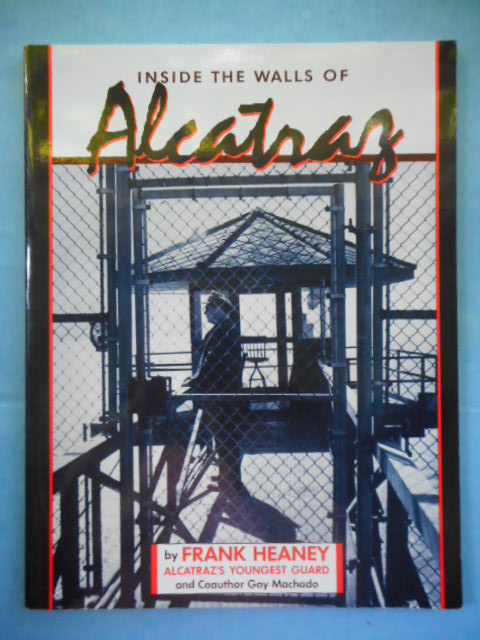 Image for Inside the Walls of Alcatraz