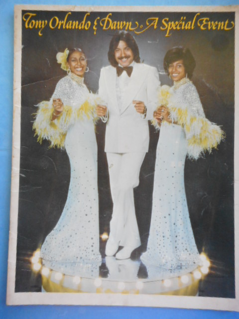 Image for Tony Orlando and Dawn. A Special; Event, 1975