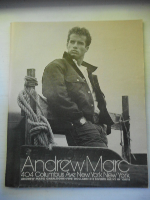 Image for Andrew Marc Catalogue July, 1989