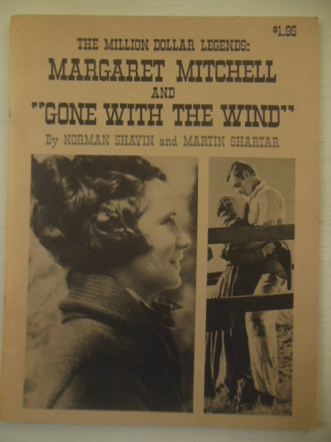 "Image for Margaret Mitchell ""Gone With the   Wind."""