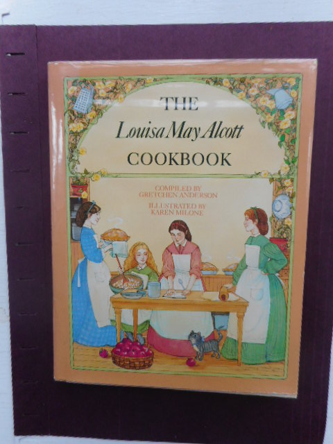 Image for The Louis May Alcott Cookbook