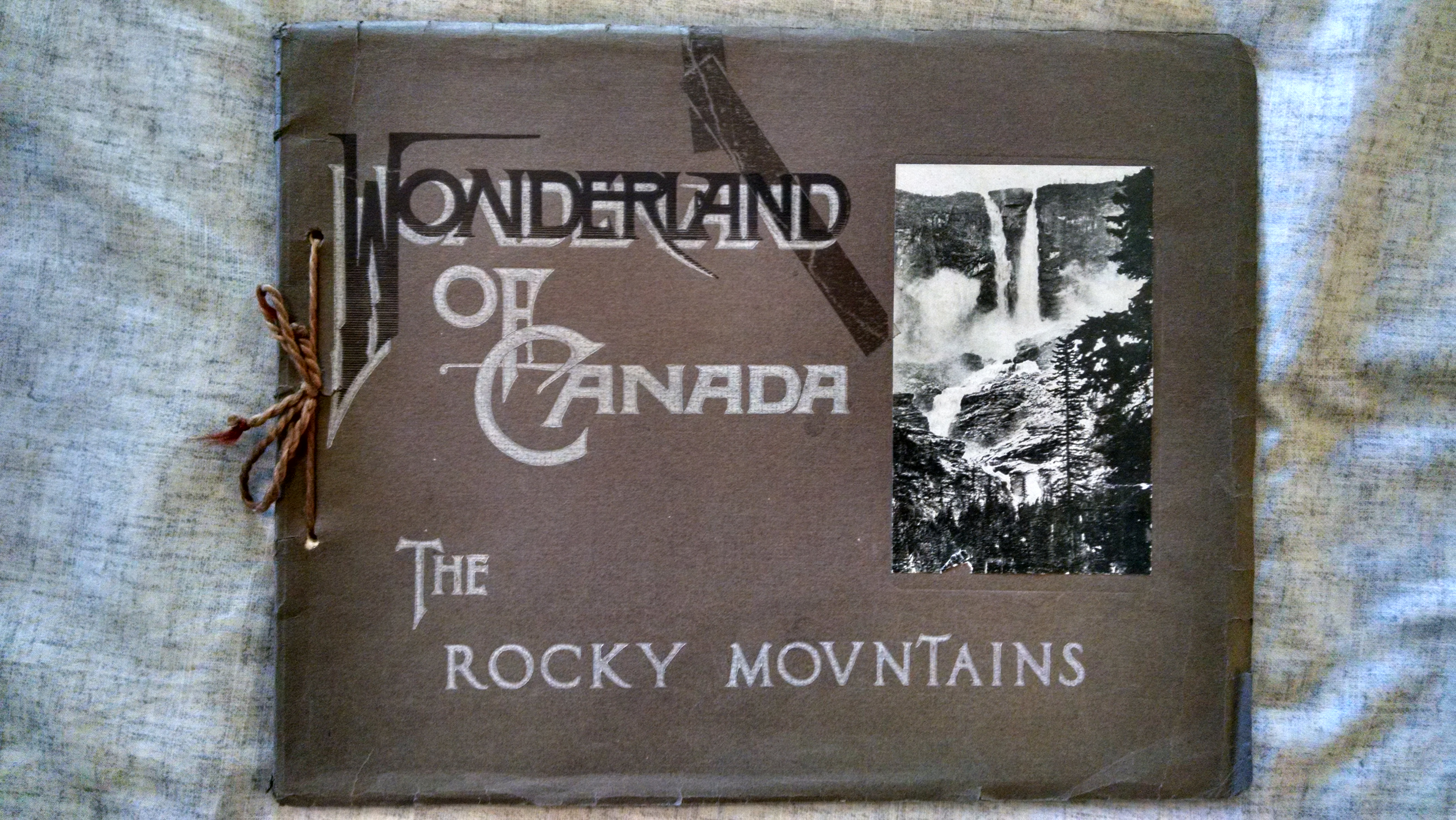 Image for WONDERLAND OF CANADA  THE ROCKY MOUNTAINS