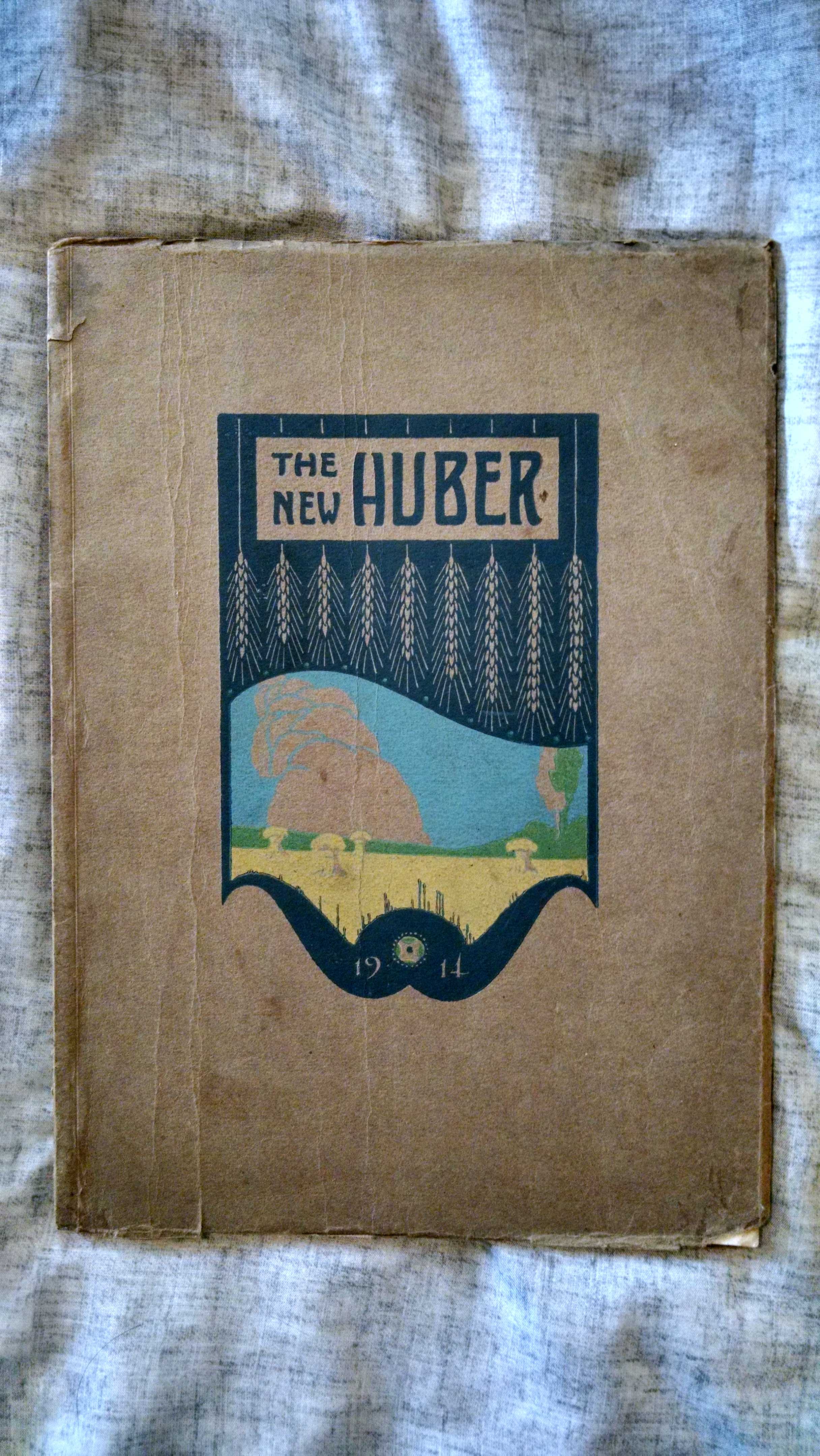 Image for THE NEW HUBER 1914