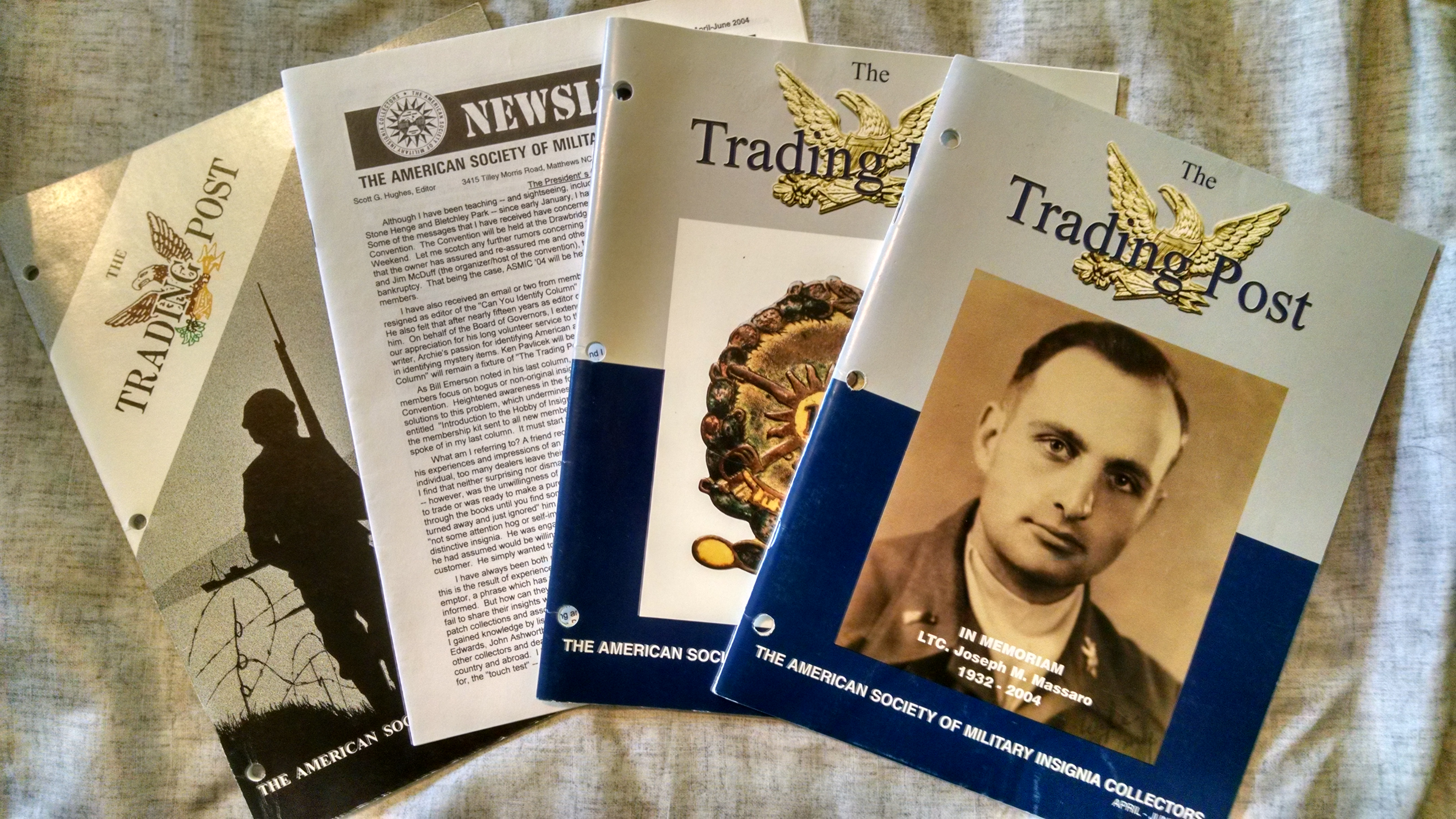 Image for THE TRADING POST     4 ISSUES