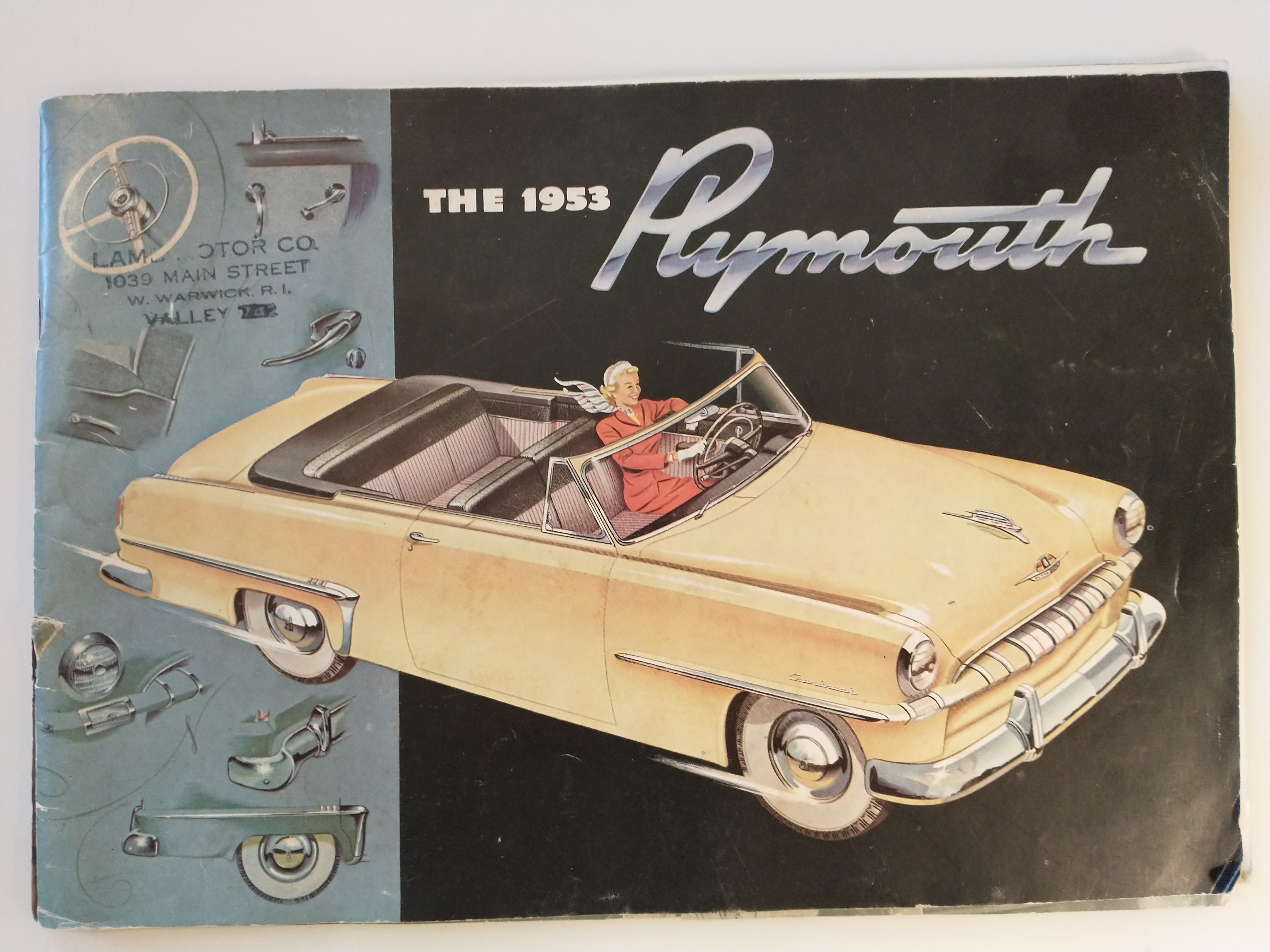 Image for THE 1953 PLYMOUTH