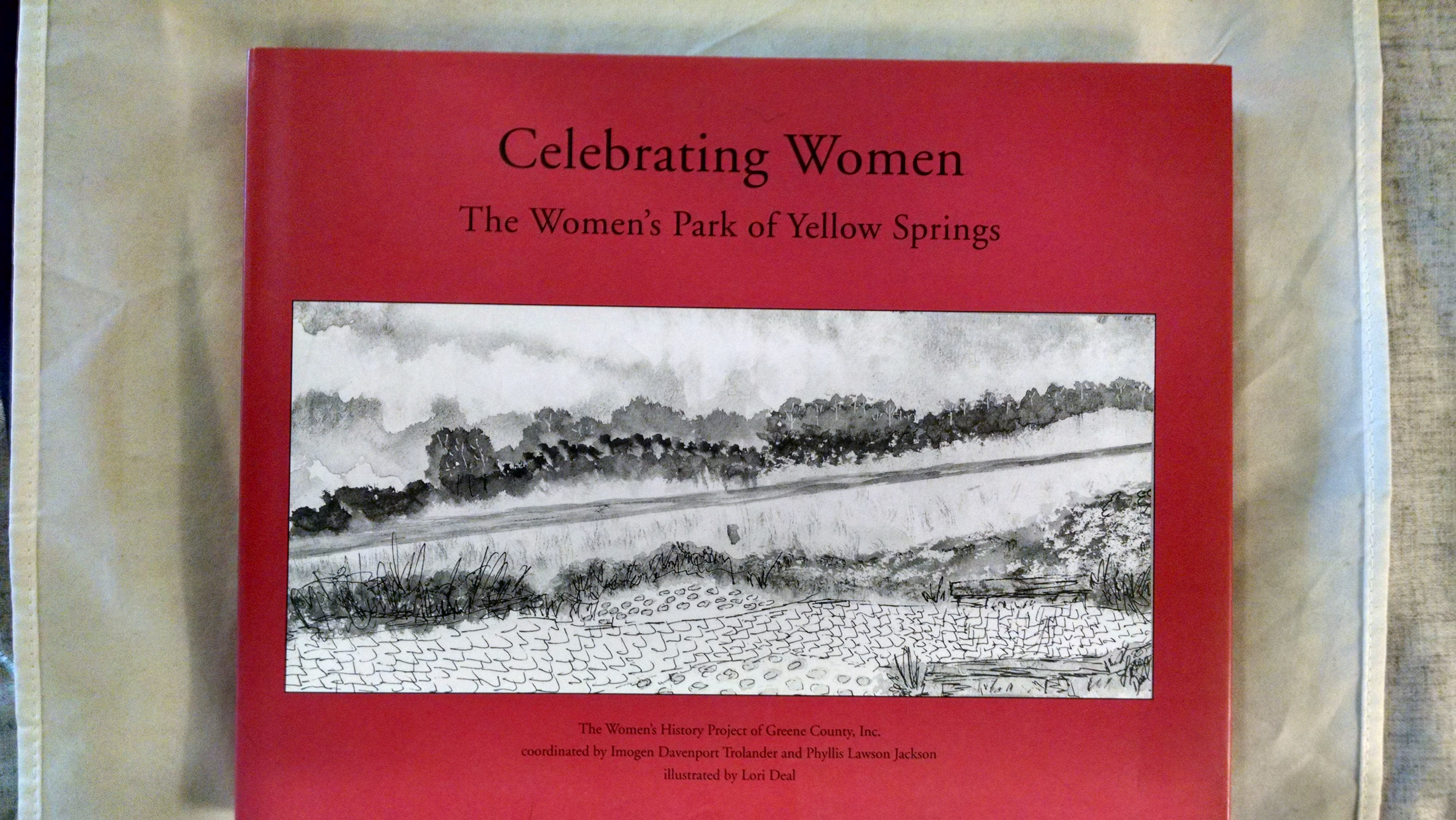 Image for CELEBRATING WOMEN  THE WOMEN'S PARK OF YELLOW SPRINGS